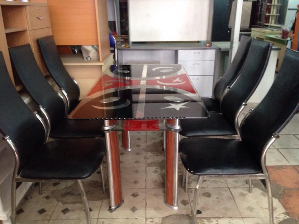 bán bàn ghế ăn cũ