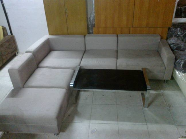 thanh lý sofa góc cũ