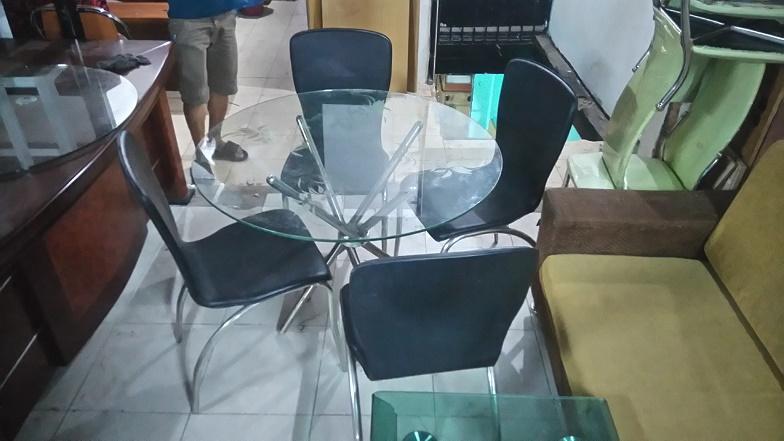 bán bàn ăn cũ giá rẻ