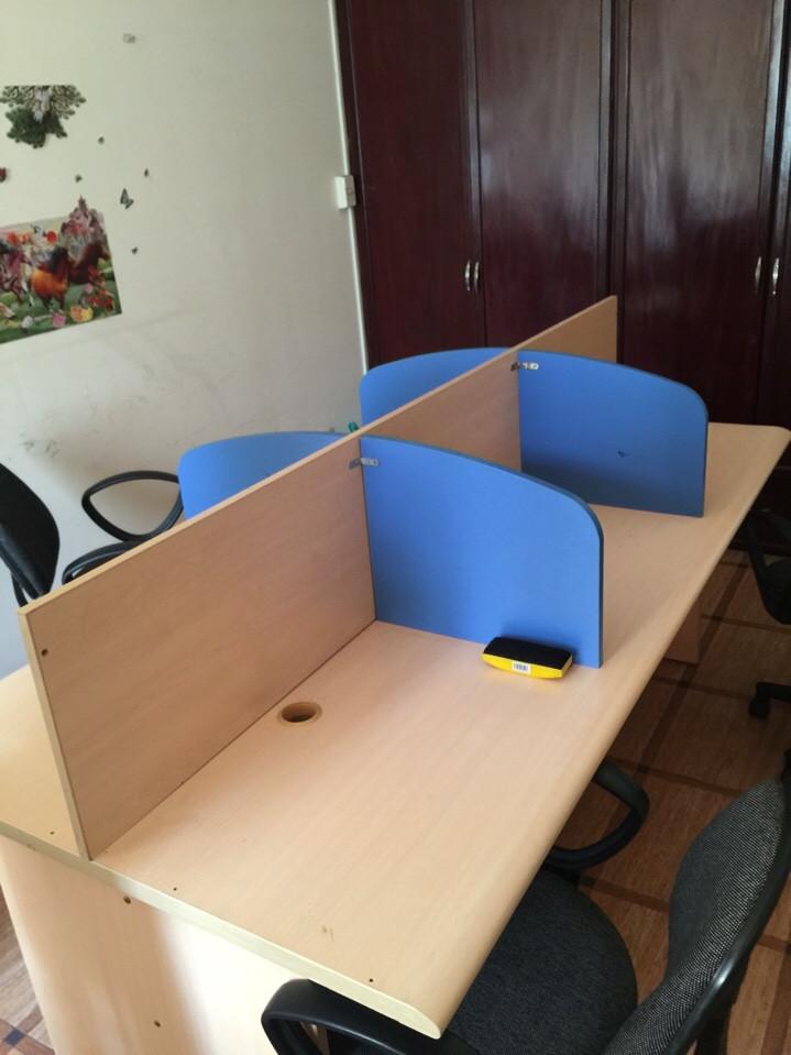 thanh lý bàn cụm 6 chỗ cũ