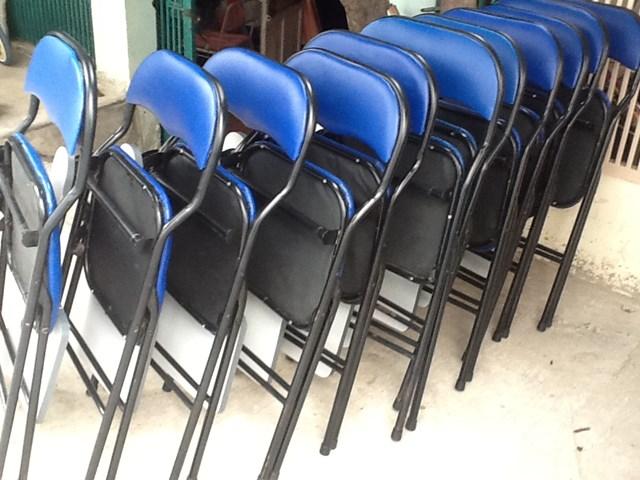 ghế liên bàn cũ giá rẻ