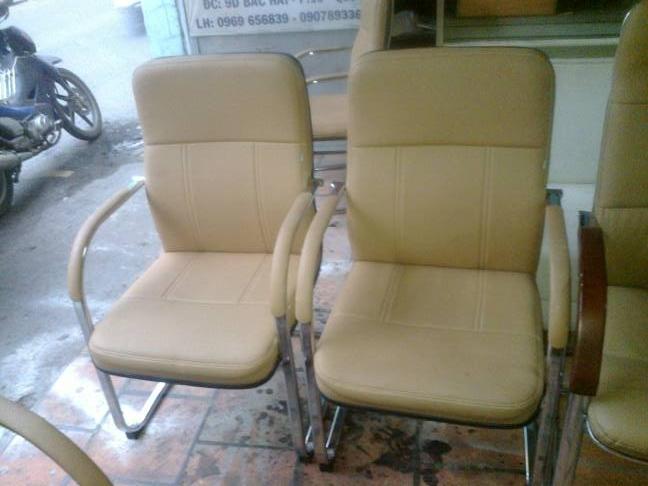 thanh lý ghế chân quỳ cũ giá rẻ