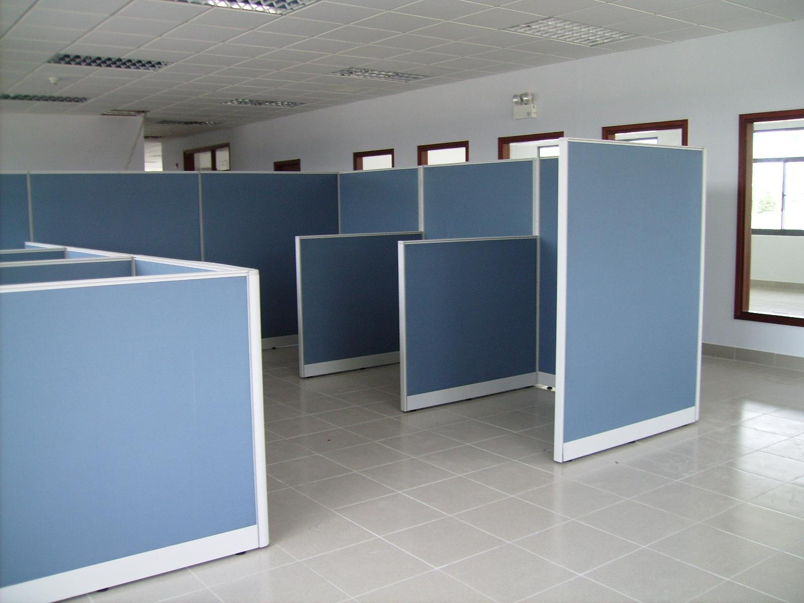 thu mua vách ngăn văn phòng cũ giá cao