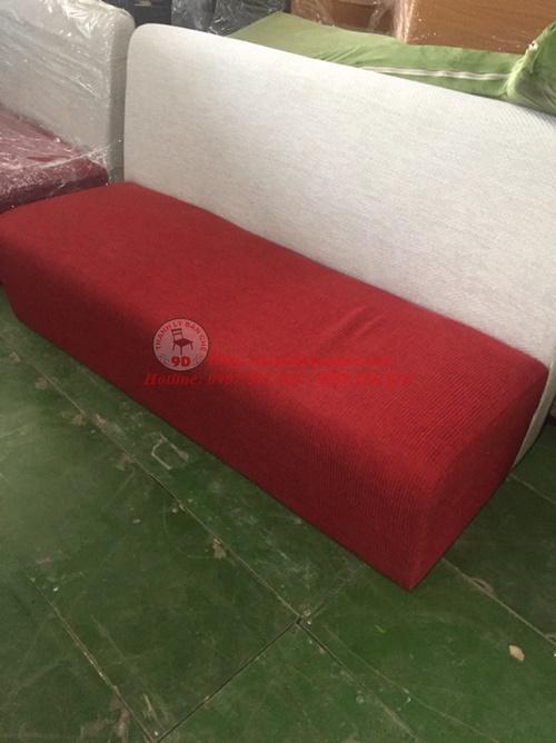 Thanh lý sofa đỏ dài 1M6 mới 99%