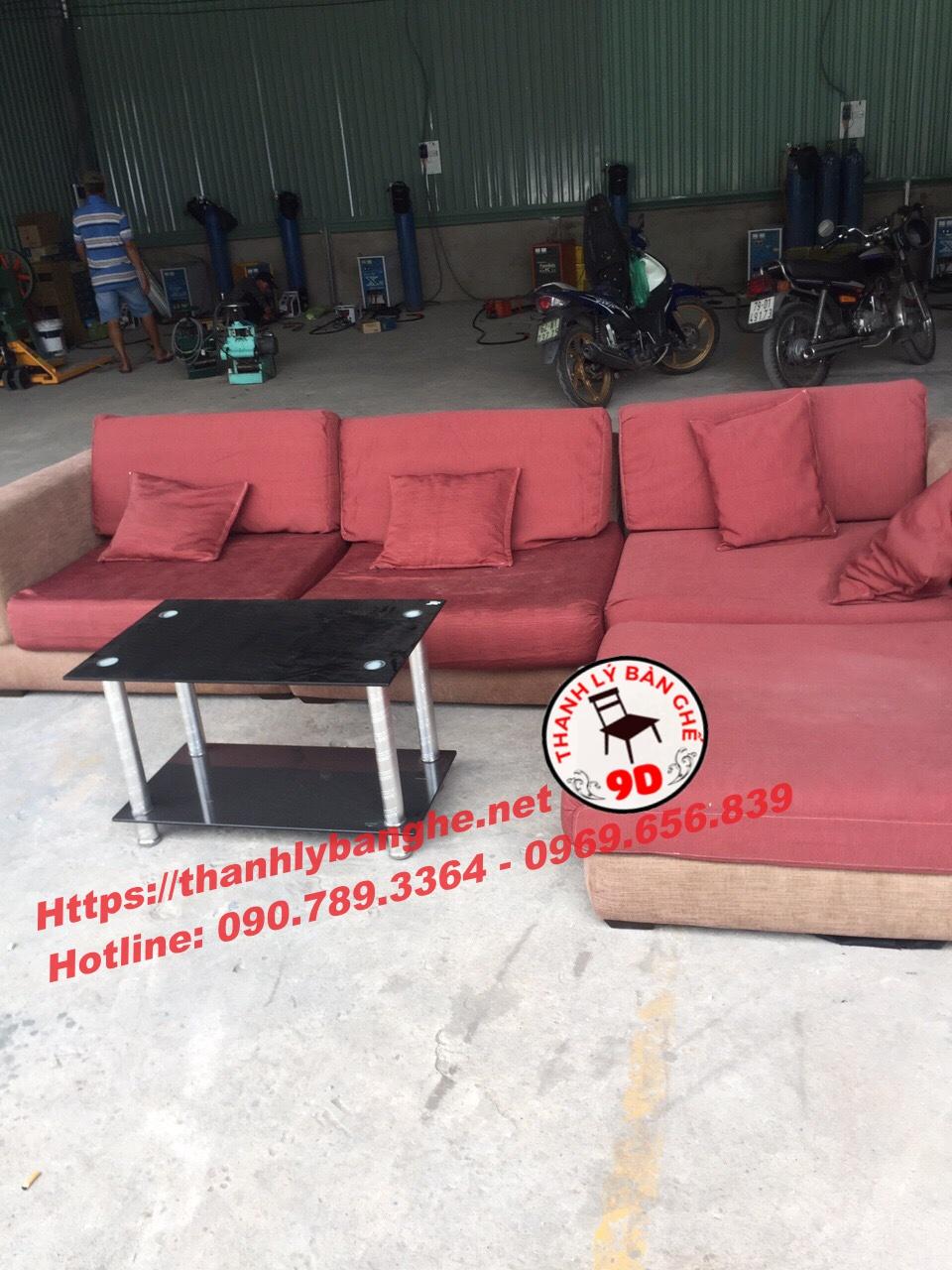 sofa cũ giá rẻ tại tphcm