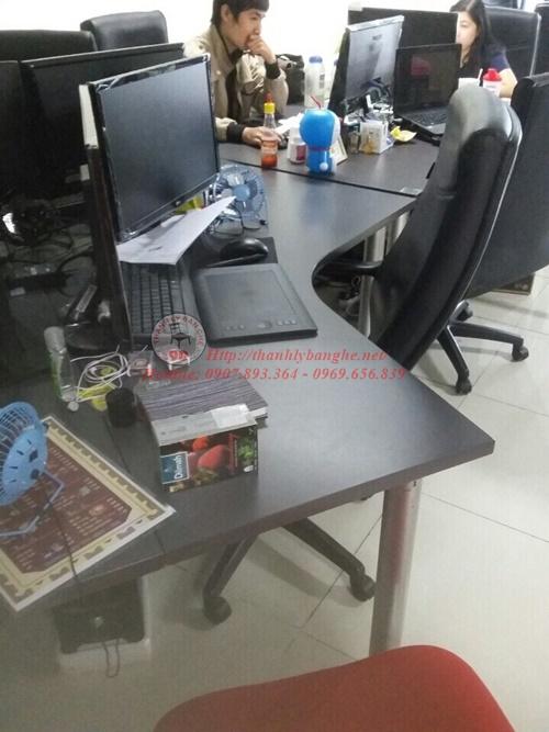 Thanh lý bàn ghế văn phòng ở TPHCM
