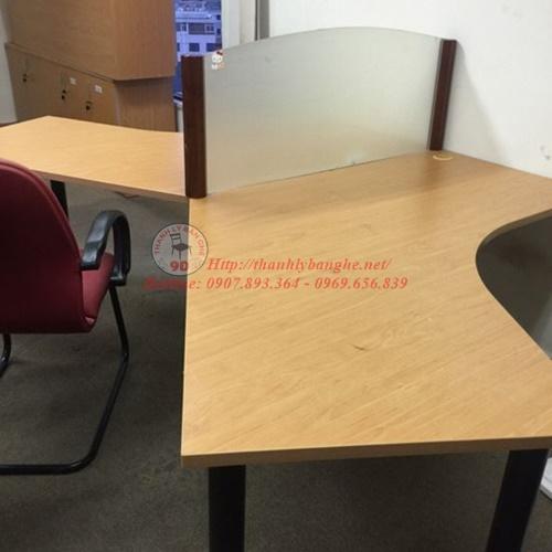 bàn ghế văn phòng thanh lý giá rẻ nhất Q. Phú Nhuận