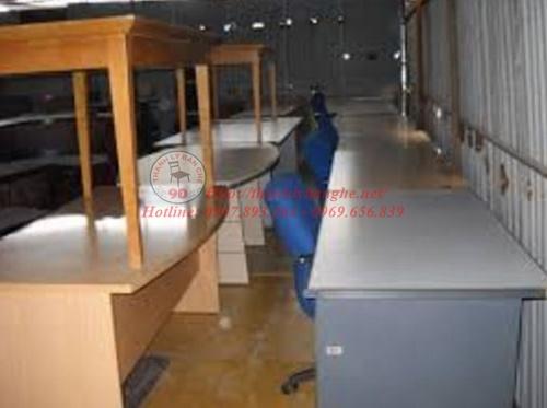 Nội thất văn phòng giá rẻ tại TpHCM