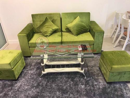 thanh lý sofa cũ giá rẻ
