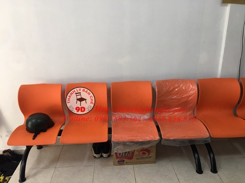 Thanh lý ghế băng chờ 4 người cũ giá rẻ