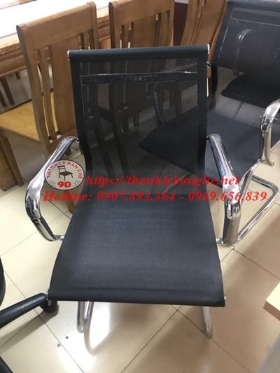Thanh lý 10 ghế lưới chân quỳ cũ giá rẻ tại TpHCM