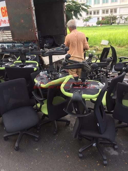 mua ghế văn phòng cũ giá rẻ