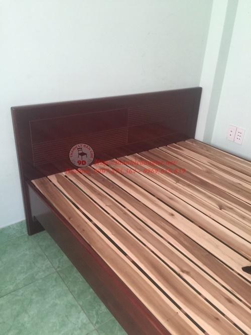 Thanh lý giường mdf 1m4