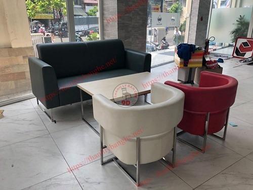 Thanh lý sofa gia đình, sofa văn phòng cũ ms 872