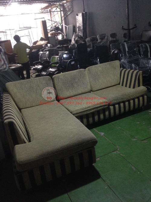 thanh lý bộ sofa chữ L
