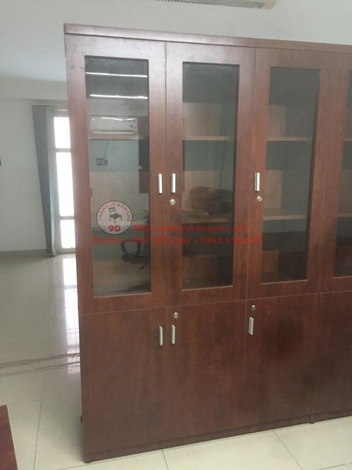 Thanh lý tủ hồ sơ văn phòng cũ 2m2 giá rẻ tại TpHCM