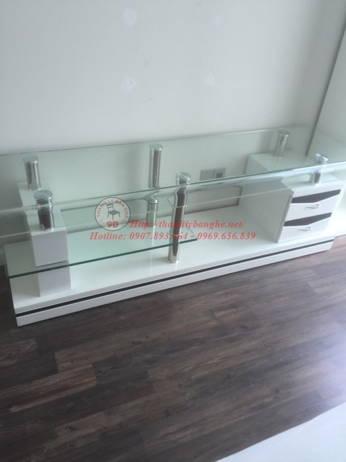 thanh lý tủ kệ tivi cũ giá rẻ tại TpHCM
