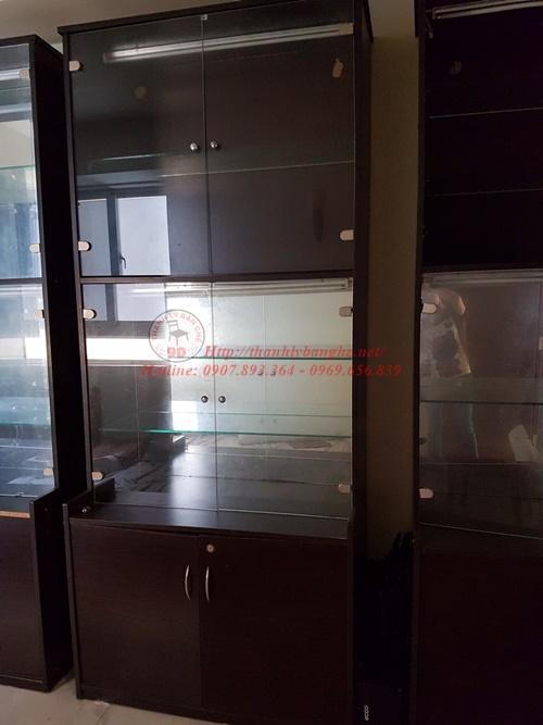 Tồn kho tủ kiếng trưng bày
