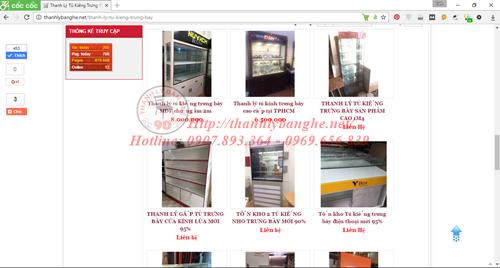 Địa chỉ thanh lý tủ kệ hồ sơ uy tín tại TPHCM