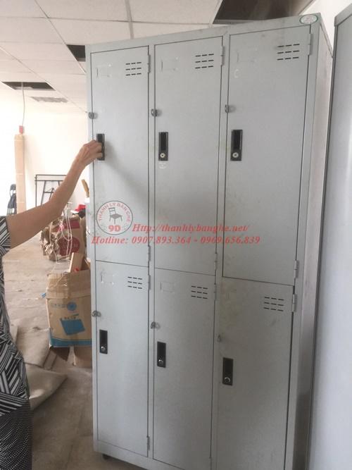 Thanh lý tủ sắt hồ sơ cũ giá rẻ tại TpHCM
