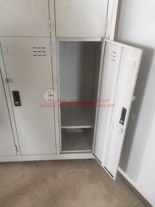 Thanh lý tủ sắt locker cũ giá rẻ tại TPHCM