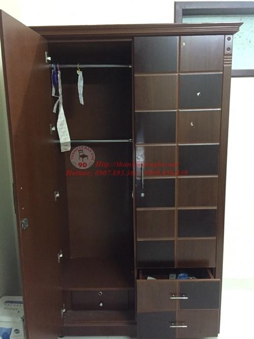 thu mua tủ quần áo giá cao tại TPHCM
