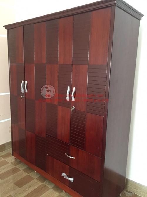 Địa chỉ bán tủ quần áo gỗ thanh lý uy tín