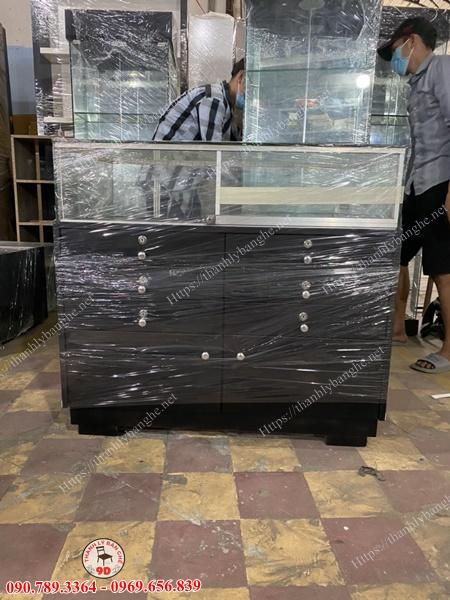 Tủ trưng bày thanh lý giá rẻ tại TpHCM MS971