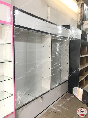 Thanh lý tủ bán mỹ phẩm cũ giá rẻ MS931