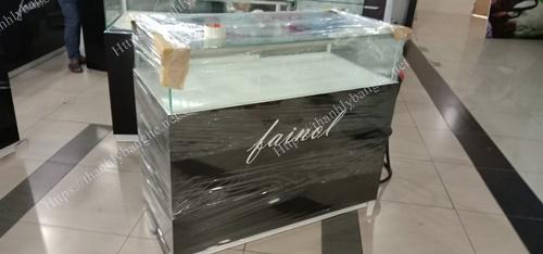 Thanh lý tủ trưng bày kính cũ giá rẻ ms934